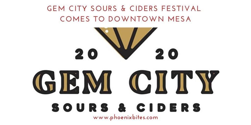 Gem City Sours & Ciders Festival Comes to DT Mesa