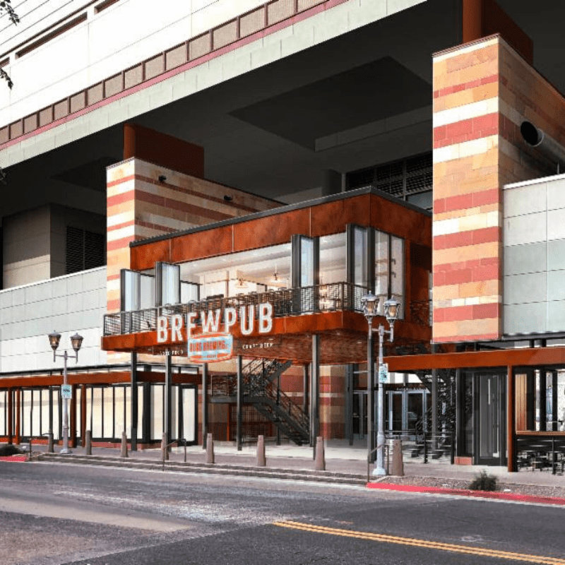 Huss Brewing Co. opens brewpub at Phoenix Convention Center
