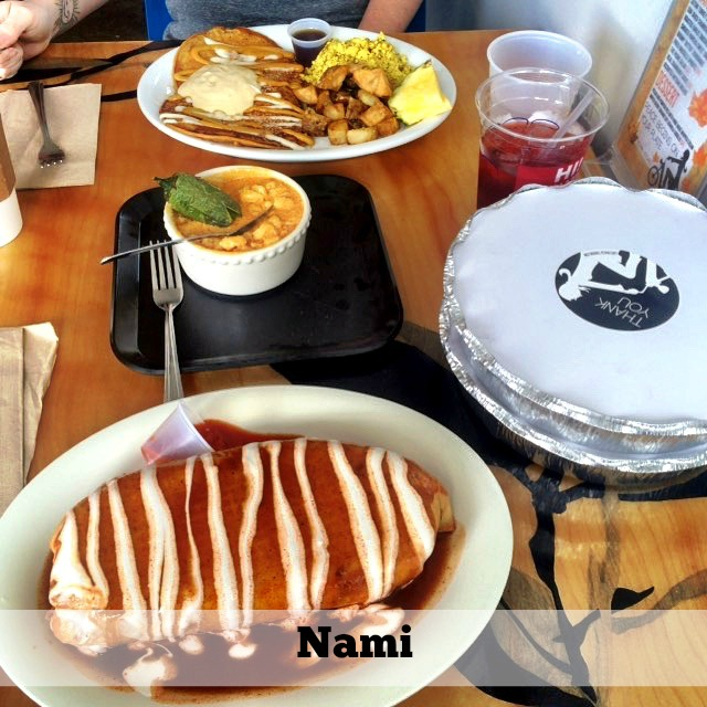5 Best Brunch Spots in Central Phoenix: Nami