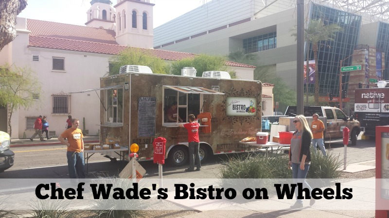 6 Stand Out Phoenix Food Trucks: Chef Wade's Bistro on Wheels