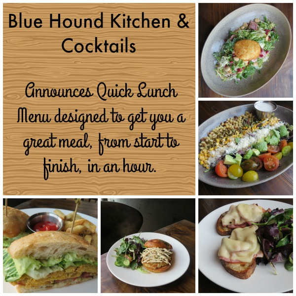 Blue Hound Will Help you Fetch A Quick Lunch Downtown