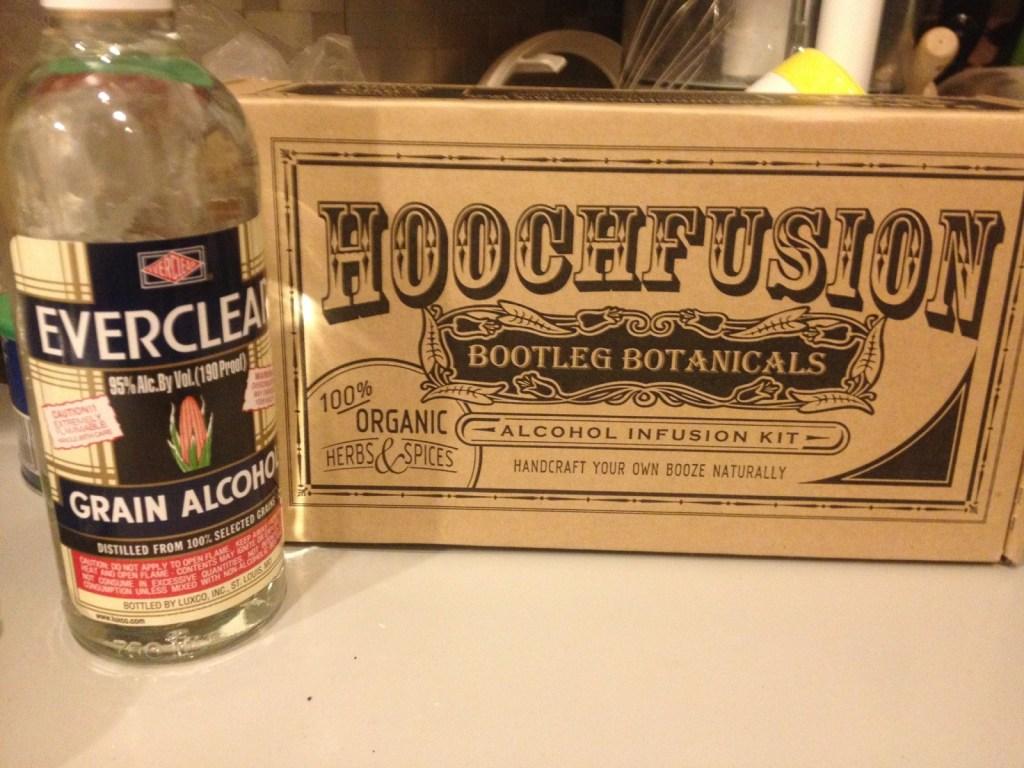 Bootleg Botanicals Absinthe Kit