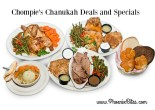 Chompie's Chanukah Dishes