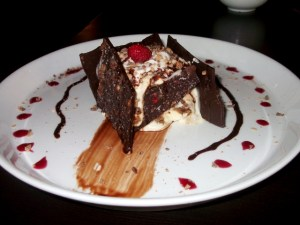 Eddie's House is now open for lunch: Chocolate Chip Tiramisu