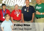 Friday Bites with Chad Barnett