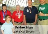 Friday Bites with Chad Barnett