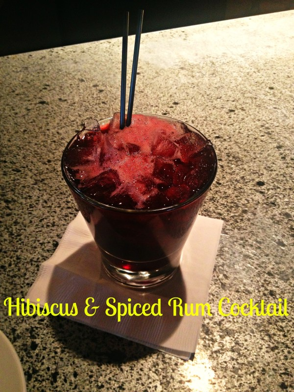 Hibiscus Cocktail