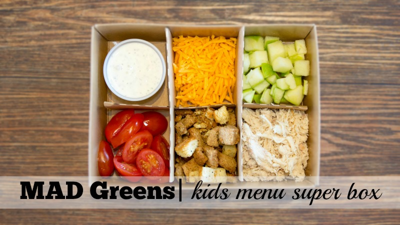 How to get kids to eat healthy MAD Greens