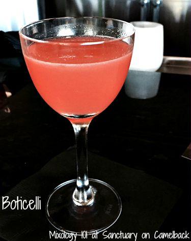 Mixology 101 Boticelli