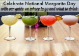 Celebrate National Margarita Day