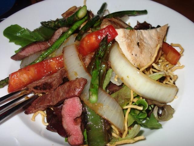 RA Sushi Otoka Salad