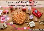 Papa Murphys HeartBaker Pizza