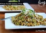 Pereg's Pesto Fusilli Quinoa Pasta