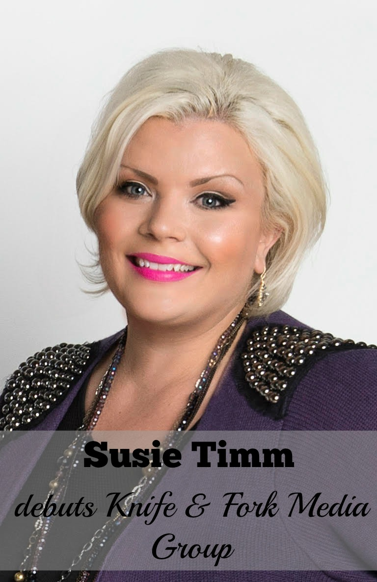 Susie Timm debuts Knife Fork Media Group