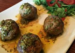 World of Beer Chimichuri Meatballs