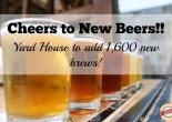 Yard House adds new brews after Annual Beer Review