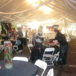 VIP Tent at 2010 Taste of Chandler Culinary Festival