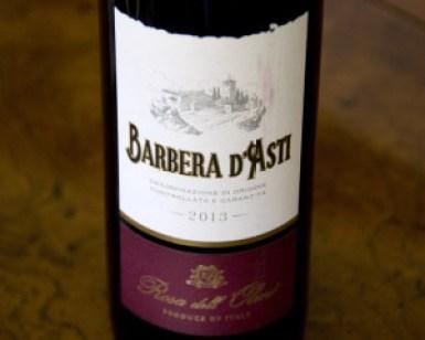 Rocca del Olmo Barbera Wine