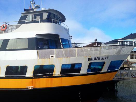 The Blue & Gold Fleet Cruise