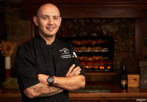 Roaring Fork Executive Chef Santiago Estrada