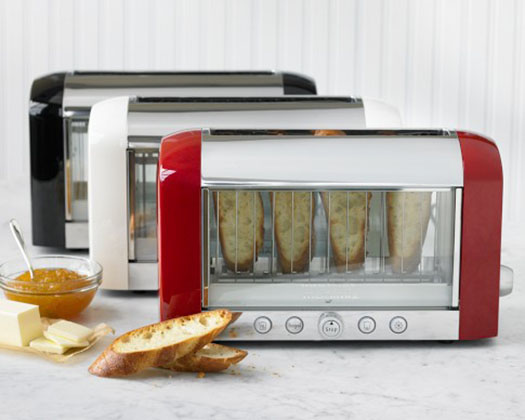 Magimix Vision Toaster available in three colors