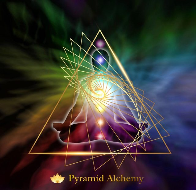 PhoenixBlessing Pyramid Alchemy Course Banner Square M