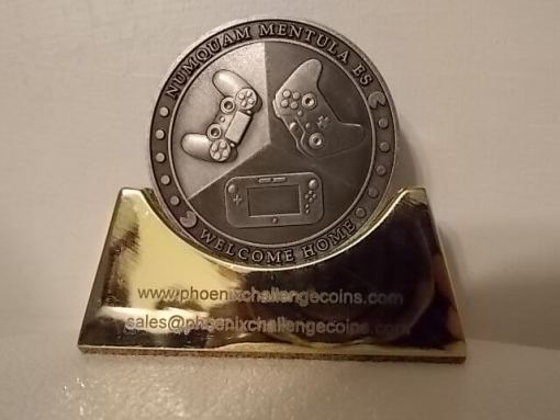 PAX Community East Conference Boston 2014 Challenge Coin