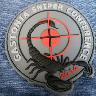 Morale and Embroidered Patches