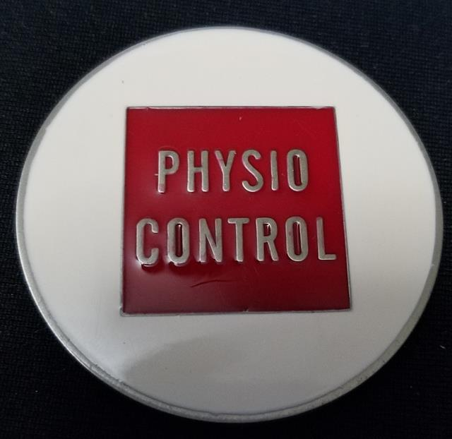Physiocontrol Medtronic circle of trust corporate challenge coin by Phoenix Challenge Coins back