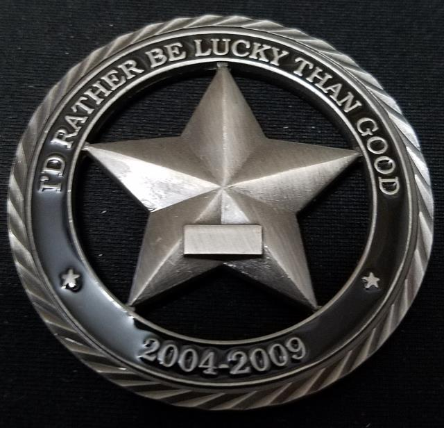 Brooks Army Medical Center Chairman's Boardroom coin Custom Challenge Coin by Phoenix Challenge Coins back