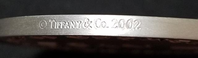 New York Stock Exchange NYSE September 11th Anniversary made By Tiffany & Co large Medallion makers mark