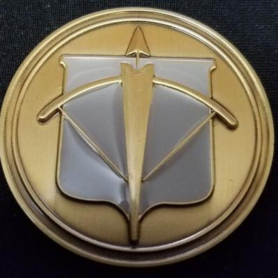Ultra Rare Central Intelligence Agency Directorate of Operations National Clandestine Service Special Operations Training CIA DO NCS SOT V2 challenge coin front