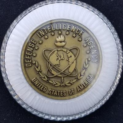US Defense Intelligence Agency Presented by the Chief Russia EurAsia Office Challenge Coin