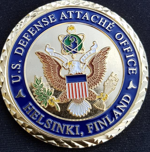 US Embassy Defense Attache Office Finland
