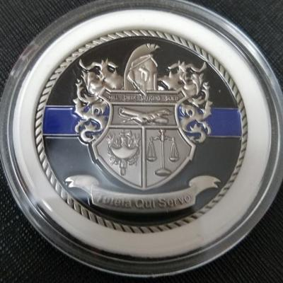 Mill Creek WA Police Department Guild Custom Police Department Coin