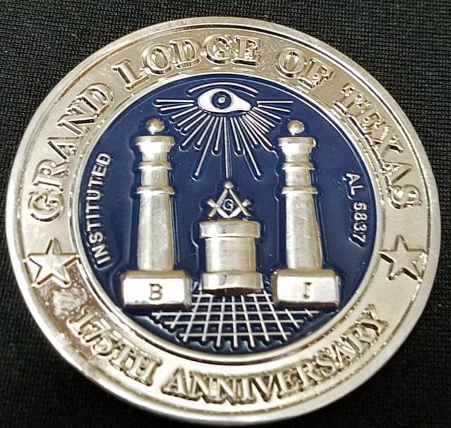 Custom Masonic Coins