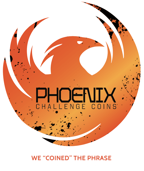 Challenge Coins I Custom Coins I Phoenix Challenge Coins