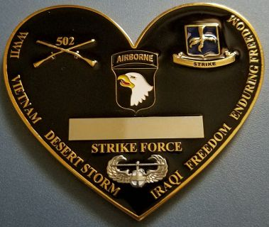 2-502in Bn Command Team Hail coin PCC-ER14120301 back