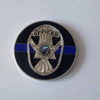 Aberdeen, SD PD Coin