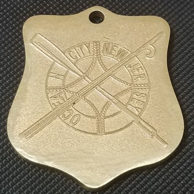 US Lifesaving Association Surf check custom token