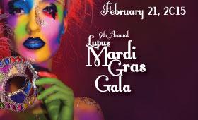 Mardi Gras Gala 2015