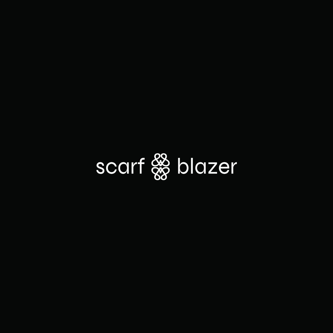 Scarf & Blazer