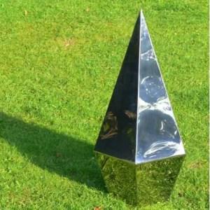 Diamond Memorial Garden Sculpture