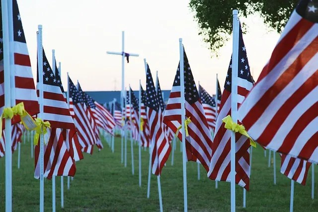 How to create a Veteran's Memorial Garden