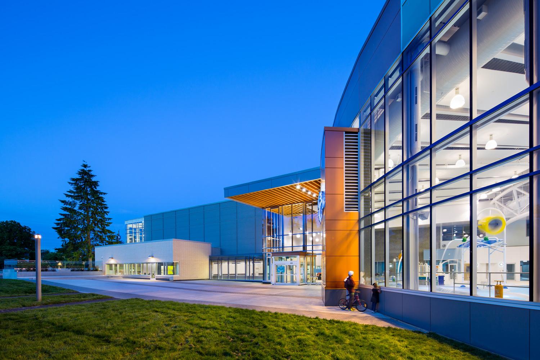 Edmonds Community Centre Engages Community Phoenix Glass