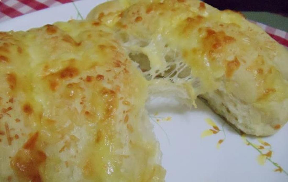 √Resepi Roti Bun Cheese Mudah
