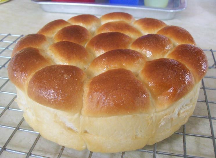 Resepi Roti Naik