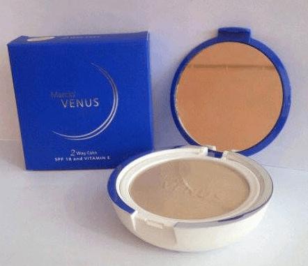 Harga Bedak Marcks Venus Compact Powder
