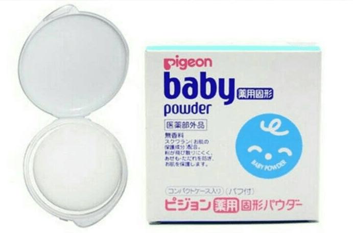 Harga Bedak Pigeon Medicated Powder Cake