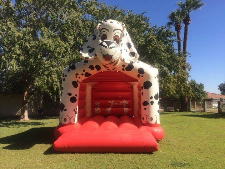Marvelous 3D Dalmatian Bounce House Phoenix Inflatable Rental Home Interior And Landscaping Spoatsignezvosmurscom